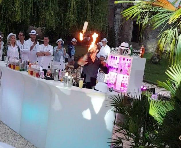 Barman Flair - La Fée Soirée