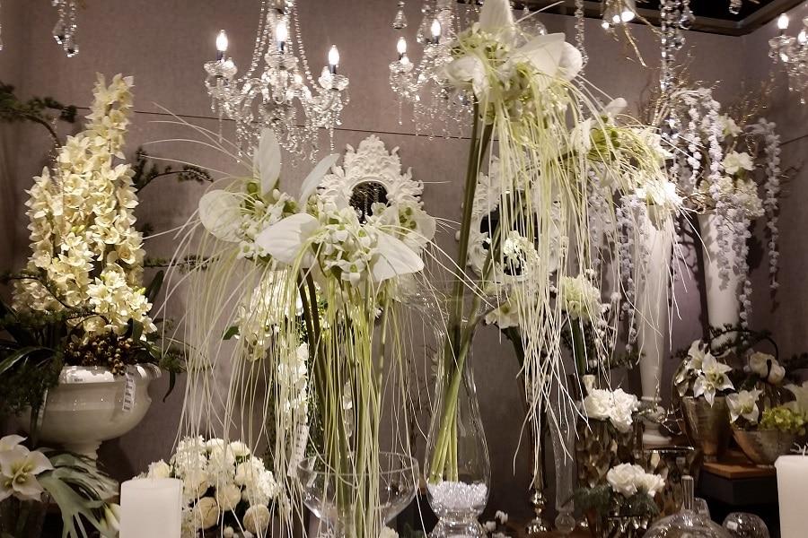 Décoration Mariage Fleur Lyon - La Fée Soirée