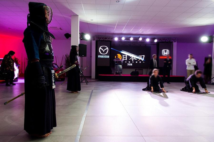 Lancement produit Honda Mazda kendo - La Fée Soirée