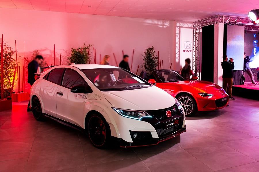 Lancement produit voiture Honda Type Rs Lyon - La Fée Soirée