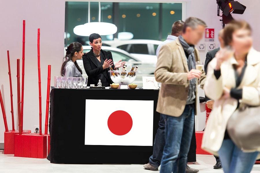 Lancement produit entreprise Honda - La Fée Soirée
